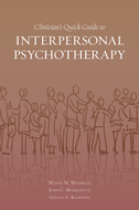 Clinician's Quick Guide to Interpersonal Psychotherapy