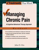 Managing Chronic Pain: WorkbookA Cognitive-Behavioral Therapy Approach