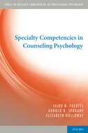 Specialty Competencies in Counseling Psychology