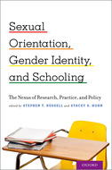Sexual Orientation, Gender Identity, and SchoolingThe Nexus of Research, Practice, and Policy